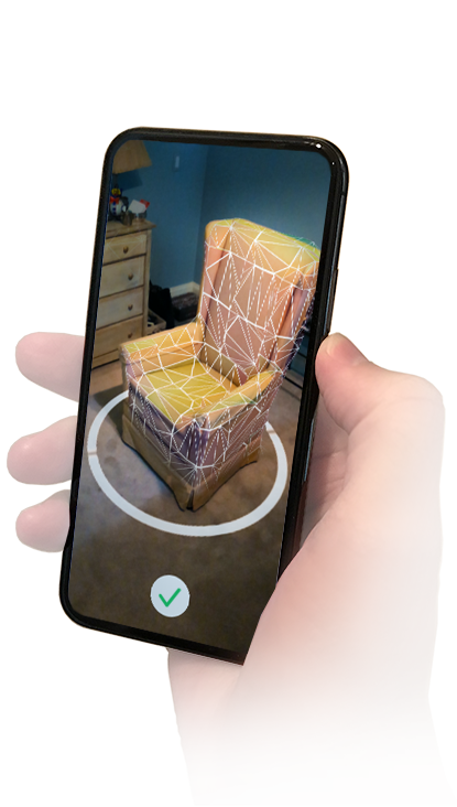 3D Scanner Pro - Create 3D Object on your mobile phone